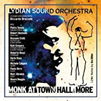 MONK AT TOWN HALL&MORE