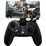 GameSir G4proコントローラー 多機能 コントローラー ゲームパッド 磁性ABXYボタン 6軸ジャイロセンサー 二重振動 スクリーンショットボタン付き
