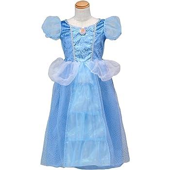 ディズニープリンセス シンデレラ おしゃれドレス キッズコスチューム 女の子