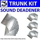 Zirgo 313912 Heat and Sound Deadener (for 04-07 CTS ~ Trunk Compartment Kit) [並行輸入品]