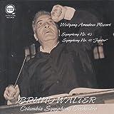 モーツァルト : 交響曲 第40番   交響曲 第41番 「ジュピター」 (Wolfgang Amadeus Mozart : Symphony No.40   Symphony No.41 ''Jupiter'' / Bruno Walter   Columbia Symphony Orchestra) [CD]