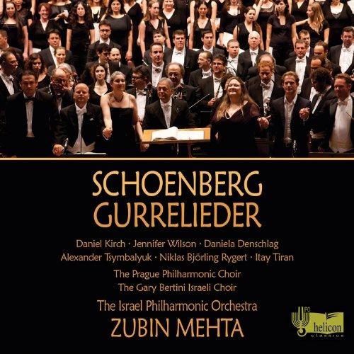 シェーンベルク: グレの歌、淨められた夜 (Schoenberg : Gurrelieder / Zubin Mehta, The Israel Philharmonic Orchestra) (2CD) [輸入盤]