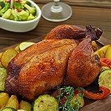 ローストチキン 丸鶏 ローストで美味しい 熟成丸鶏 ホットチリ味 1羽 冷凍