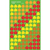 Trend Enterprises トレンド superShapes Stickers Autumn Leaves 【ごほうびシール】 落ち葉 ご褒美シール (800枚入り) T-46064