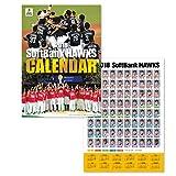 SoftBank HAWKS(ソフトバンクホークス) 福岡ソフトバンクホークス 2018ホークスカレンダー