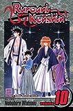 Rurouni Kenshin, Vol. 10: Mitsurugi, Master and Student: v. 10