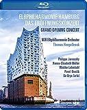 エルプフィルハーモニー・ハンブルク~グランド・オープニング・コンサート[Blu-ray/ブルーレイ]