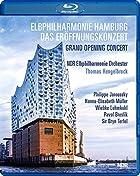 エルプフィルハーモニー・ハンブルク ~ グランド・オープニング・コンサート (Elbphilharmonie Hamburg Das Eroffnungskonzert   Grand Opening Concert / NDR Elbphilharmonie Orchester, Thomas Hengelbrock, etc.) [輸入盤] [日本語帯・解説付]