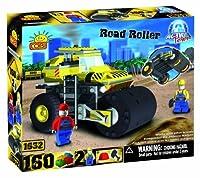 COBI Action Town Construction Road Roller, 160 Piece Set [並行輸入品]