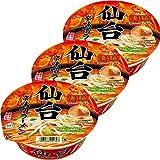 ヤマダイ 凄麺 仙台辛味噌ラーメン 152g×3個