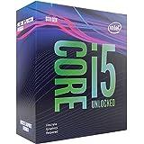 Intel Core i5-9600KF 3.7GHZ Socket LGA1151 Cache 9 MB Processor, BX80684I59600KF
