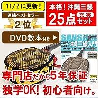 沖縄三線 SVセット(人工皮)トライアル三線B