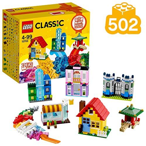 クラシック 10703 アイデアパーツ 建物セット