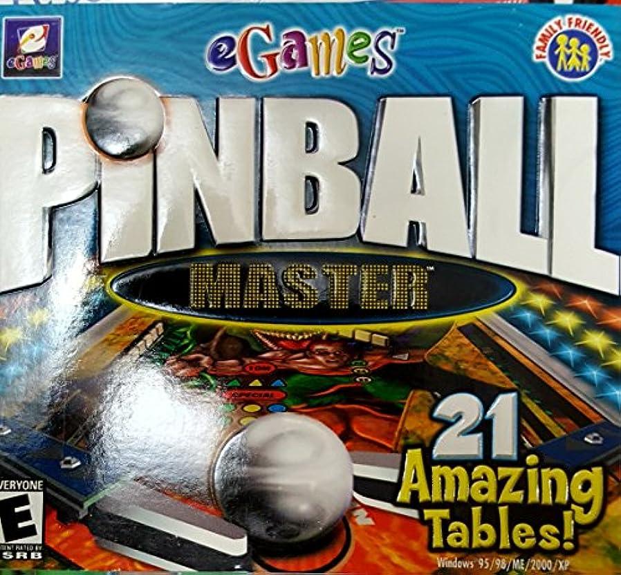 校長ノミネートマルクス主義者Pinball Master (輸入版)