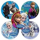 アナと雪の女王 frozen ディズニー ステッカー シール 75枚入り