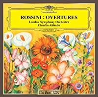 Overtures by Rossini (2012-05-15)