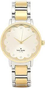 KATE SPADE 時計 アウトレット ケイトスペード KSW1045 GRAMERCY グラマシー レディース腕時計 ウォッチ シルバー/ゴールド [並行輸入品]