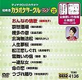 テイチクDVDカラオケ 超厳選 カラオケサークル W ベスト10(136)