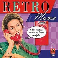 Retro Mama 2019 Calendar