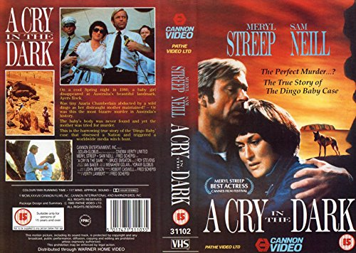 A Cry in the Dark [VHS] [Import]