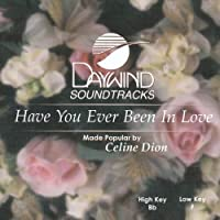 Have You Ever Been In Love? [Accompaniment/Performance Track]【CD】 [並行輸入品]