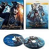 パイレーツ・オブ・カリビアン/最後の海賊 MovieNEX [ブルーレイ+DVD+デジタルコピー(クラウド対応)+MovieNEXワールド] [Blu-ray] 画像