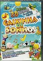 Caixinha De Sonhos: Os 20 Maiores Sucessos Da Musica Infantil [DVD] 2011