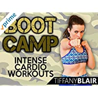Boot Camp Intense Cardio Workouts - Tiffany Blair