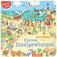 Kleines Inselgewimmel: Wimmelbuch Nordsee