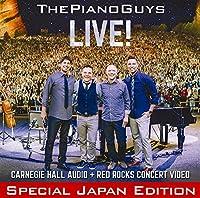 Live: PIANO GUYS by PIANO GUYS (2015-11-25)