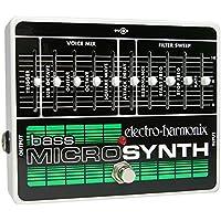 electro-harmonix エレクトロハーモニクス ベースエフェクター アナログシンセサイザー Bass Micro Synthesizer 【国内正規品】