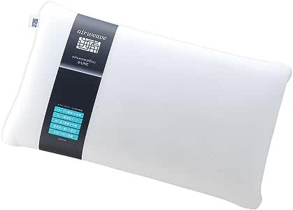 airweave(エアウィーヴ) 枕 ピロー S-LINE 04081000 ホワイト 幅66×長さ約40×高さ約7~11㎝ 2-04091-1