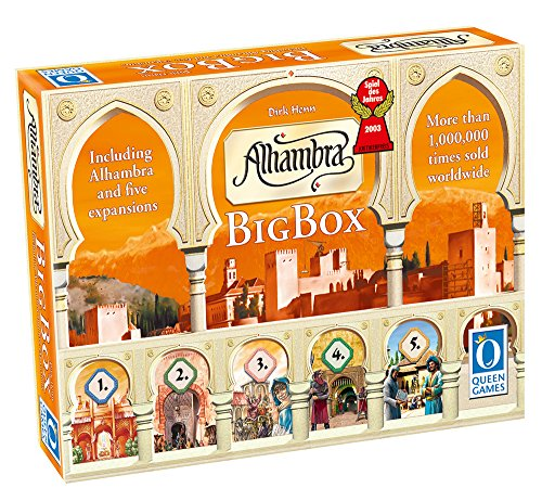 Alhambra Big Game