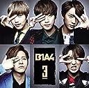 3 初回限定盤(CD DVD)