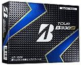 BRIDGESTONE(ブリヂストン) TOUR B TOUR B330S ゴルフボール 1ダース12球入 ホワイト GSWXJ