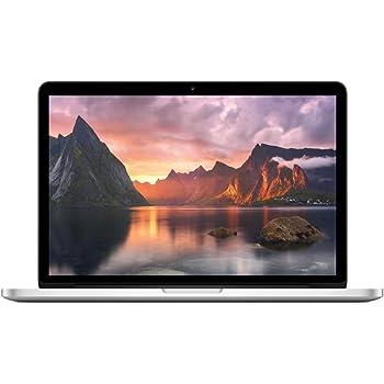 APPLE MacBook Pro with Retina Display (2.7GHz Dual Core i5/13.3インチ/8GB/128GB/Iris Graphics) MF839J/A