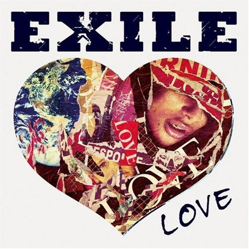 EXILE LOVE(2DVD付) - ARRAY(0xfa13cb8)