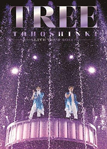 東方神起 LIVE TOUR 2014 TREE (DVD3枚組) (初回生産限定)の詳細を見る