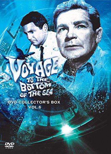 原潜シービュー号~海底科学作戦 DVD COLLECTOR'S BOX Vol.6[DVD]