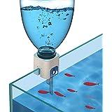 自動給水器 熱帯魚 給水フロート 自動給水器水足しくん 自動給水器 差圧の原理 自動給水 アクアリウム用品 メンテナンス 観賞魚 飼育 熱帯魚 給水フロート アクアリウム用品 約36 x 36 x35mm