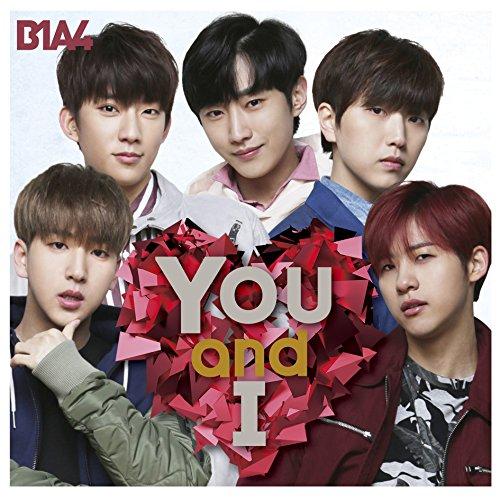 【Amazon.co.jp限定】You and I (初回限定盤A)(DVD付)【特典:ソロ生写真5種(Aパターン)ランダム1枚】