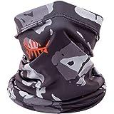 Bassdash(バスダッシュ) ネックガード UVカット ネックゲイター UPF50+ ロードバイクフェイスマスク ス…