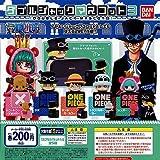 ONE PIECE-ワンピース- ダブルジャックマスコット3 全5種セット