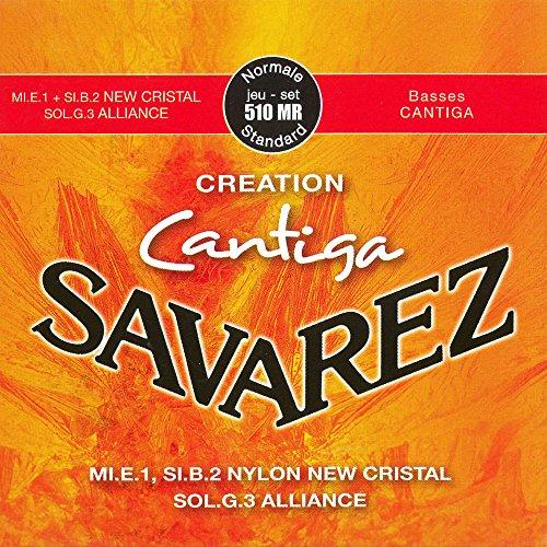 SAVAREZ『CREATION Cantiga 510MR』