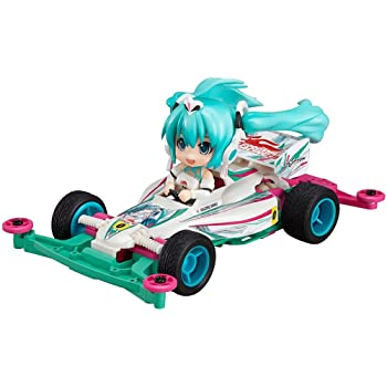 レーシングミク ねんどろいどぷち×ミニ四駆 レーシングミク 2012ver. drives アスチュート スペシャル (ノンスケール ABS&PVC塗装済み可動フィギュア)