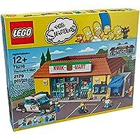 レゴ LEGO The Simpsons Kwik-E-Mart Set #71016 おもちゃ ブロック トイ ホビー [国内正規流通品]