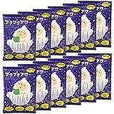 ブクブクアワー ゆめみごこち ラベンダー の 香り 入浴剤 40g 1回分×12包入 大容量 まとめ買い