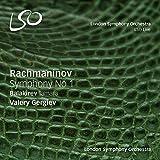 ラフマニノフ : 交響曲 第1番 | バラキレフ : 交響詩 「タマーラ」 (Rachmaninov : Symphony No.1 | Balakirev : Tamara / Valery Gergiev | London Symphony Orcheastra)[SACD Hybrid] [Live Recording] [輸入盤] [日本語帯・解説付]