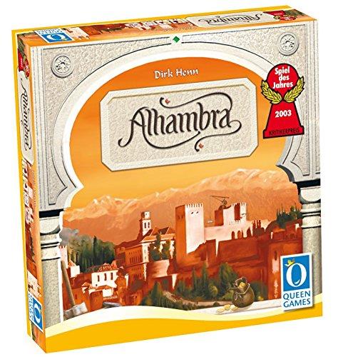 アルハンブラ alhambura ボードゲーム [並行輸入品]
