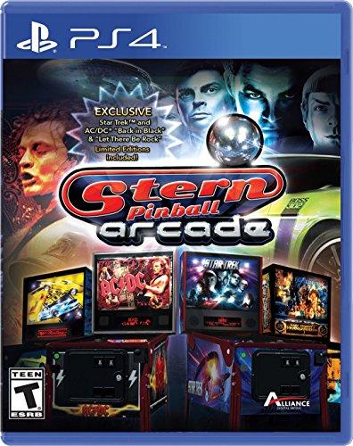 Stern Pinball 輸入版:北米 - PS4